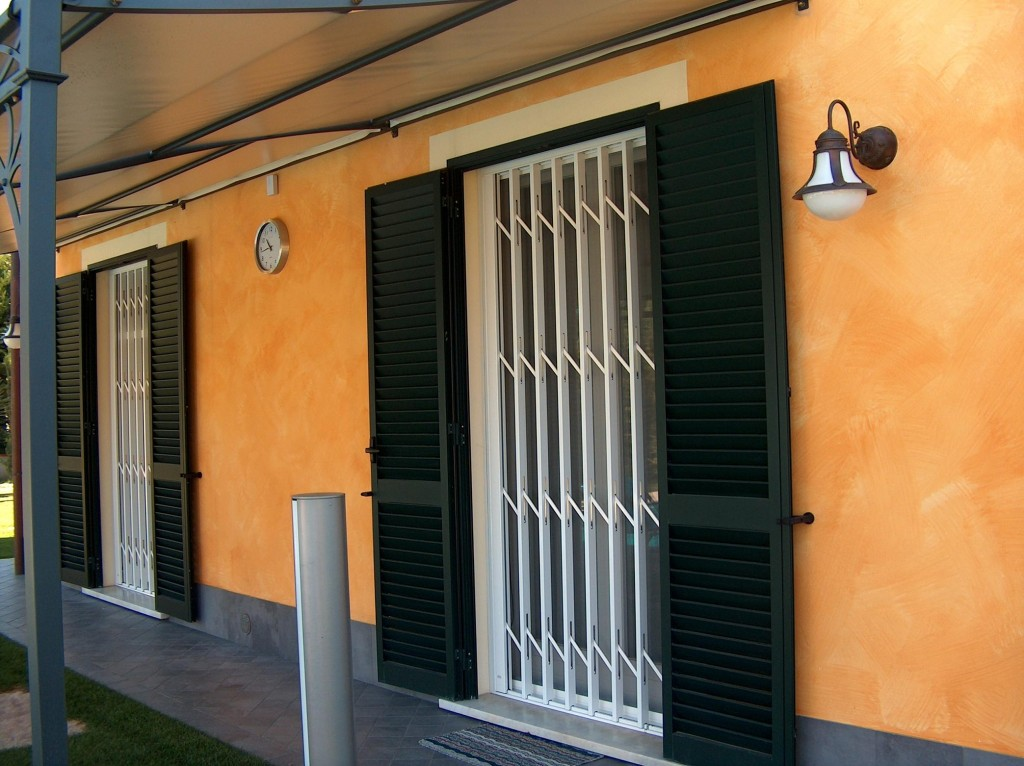 Inferriate s i c infissi - Prezzi inferriate per porte finestre ...