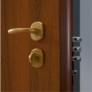 Chiusura interna porta blindata for Serratura bloccata chiave non gira