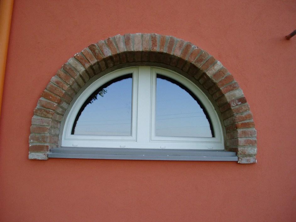 Finestre ad arco uw52 regardsdefemmes - Finestre in pvc o alluminio ...
